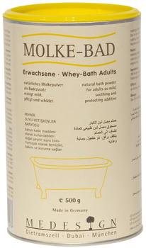 Medesign Molke Bad Pulver (500 g)