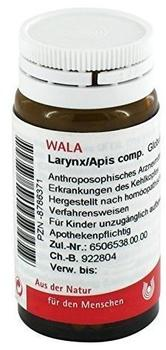 Wala-Heilmittel Larynix / Apis Comp. Globuli (20 g)