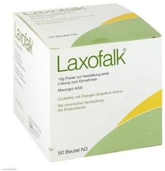 Laxofalk Beutel Pulver (50 Stk.)