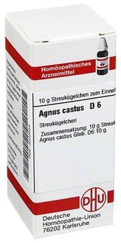 DHU Agnus Castus D 6 Globuli (10 g)