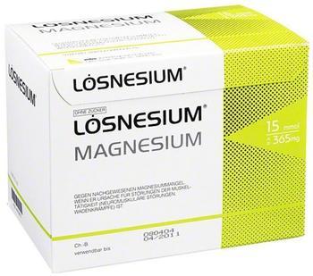 Loesnesium Brausegranulat (50 Stk.)