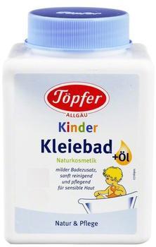 Töpfer Babycare Kinder Kleiebad (250g)