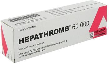 RIEMSER Pharma GmbH HEPATHROMB 60000 150g