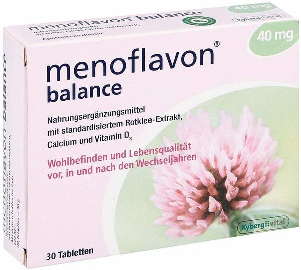 Menoflavon Balance Tabl. (30 Stk.)