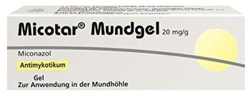 Dermapharm MICOTAR MUNDGEL 40 g