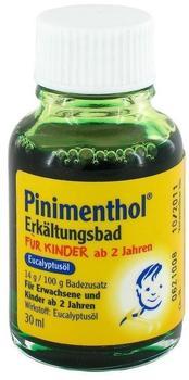 Pinimenthol Erkältungsbad für Kinder (30 ml)