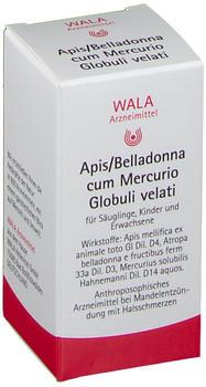 Wala-Heilmittel Apis Belladonna C. Mercurio Globuli (20 g)