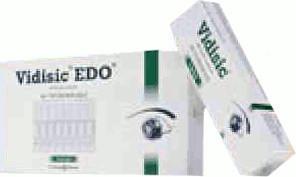 Dr Gerhard Mann Vidisic EDO Augengel 30x0,6 ml
