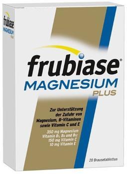 Boehringer Ingelheim Frubiase Magnesium Plus (20 Stk.)