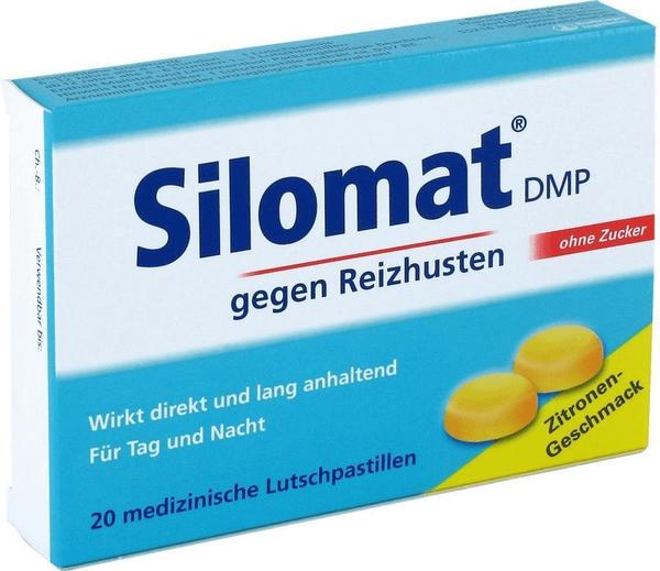 Boehringer Ingelheim SILOMAT DMP Pastillen 20 St