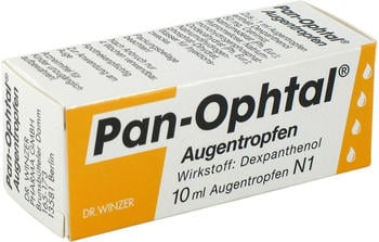 Dr Winzer Pharma GmbH Pan-Ophtal Augentropfen 10 ml