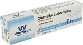 Zinksalbe Lichtenstein (40 g)