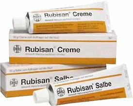 DHU Rubisan Creme (50 g)