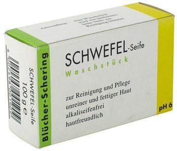 Bluecher-Schering Schwefelseife (100 g)