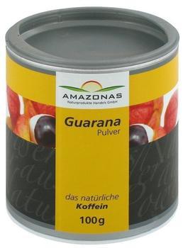 Amazonas Guarana Pulver (100 g)