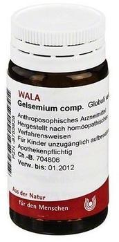 Wala-Heilmittel Gelsemium Comp Globuli (20 g)