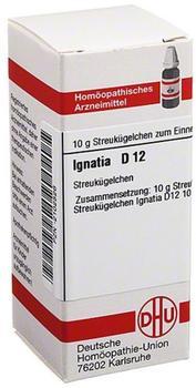 DHU Ignatia D 12 Globuli (10 g)