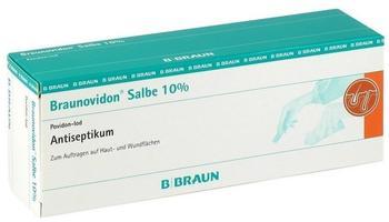 B. Braun BRAUNOVIDON SALBE 250 g