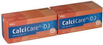 Calcicare D3 Brausetabletten (200 Stk.)
