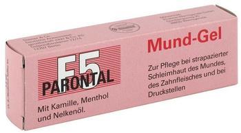 Pharma Wernigerode Parontal F5 Mundgel (15ml)