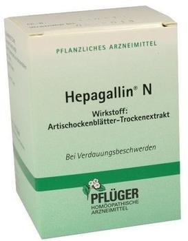 A. Pflüger Hepagallin N Dragees (100 Stk.)