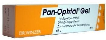 Dr Winzer Pharma GmbH Pan-Ophtal Gel 10 g