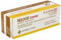 Johnson & Johnson NIZORAL Creme 15 g