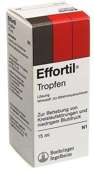 Sanofi-Aventis EFFORTIL Tropfen