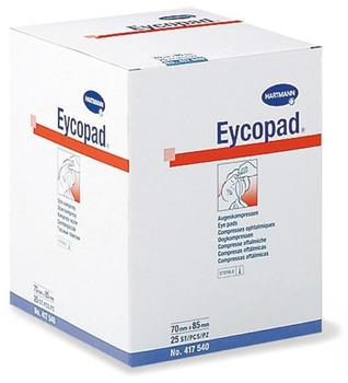 Hartmann Eycopad Augenkompresse 70 x 85 mm (25 Stk.)
