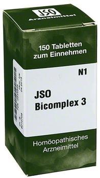 Iso-Arzneimittel Jso Bicomplex Heilmittel Nr. 3 Tabletten (150 Stk.)