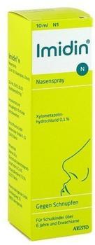 Imidin N Nasenspray (10 ml)