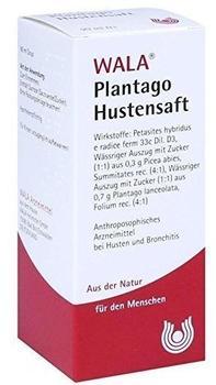 Wala-Heilmittel Plantago Hustensaft (90 ml)