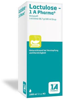 1 A Pharma Lactulose Sirup 1000 ml