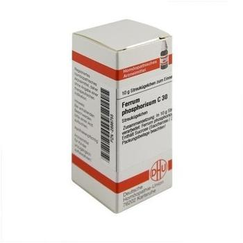 DHU Ferrum Phos. C 30 Globuli (10 g)