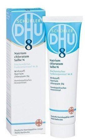 DHU Biochemie 8 Natrium Chloratum N D 4 Salbe (50 g)