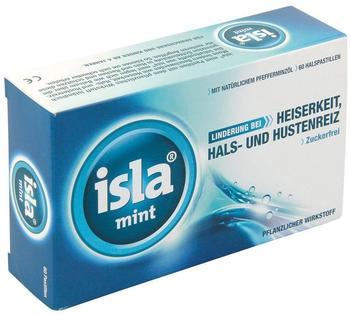 Isla Mint Pastillen (60 Stk.)