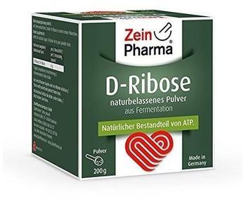 ZeinPharma D-Ribose Pulver aus Fermentation 200 g