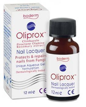 Oliprox Nagellack bei Pilzbefall (12ml)