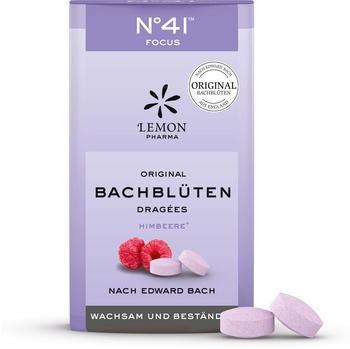 Lemon Pharma Bachblüten No.41 Konzentration Dragees n.Dr.Bach (21g)
