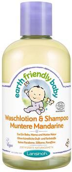 Lansinoh EFB Waschlotion & Shampoo munt.Mandarine 250 ml