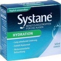 Systane Hydration Benetzungstropfen für die Augen (3 x 10 ml)