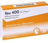 Ibu 400 Dr. Mann Filmtabletten (20 Stk.)