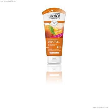 Lavera Duschgel Bio Orange & Bio Sanddorn (200ml)