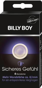 Billy Boy Sicheres Gefühl (6 Stk.)