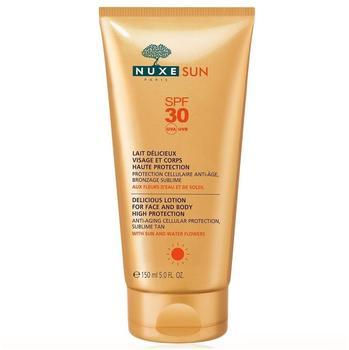 NUXE Lait Délicieux Haute Protection LSF 30 (150ml)