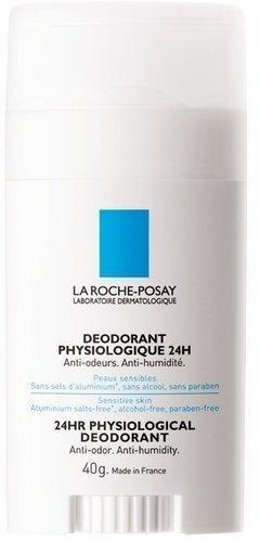 La Roche Posay 24h physiologisches Deodorant Stick 40g