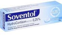 MEDICE Soventol Hydrocortisonacetat 0.25%