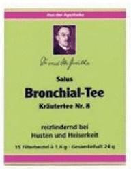 Salus Pharma Bronchial-Tee Kräutertee Nr. 8 (15 Stk.)