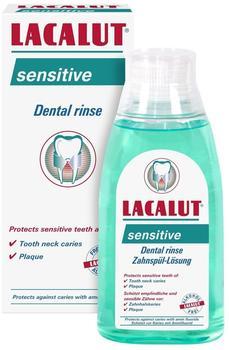 Medipharma Cosmetics Lacalut sensitive Zahnspül-Lösung