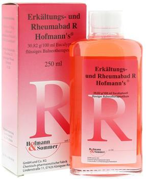 Erkältungs- und Rheumabad R Hofmann's (250ml)
